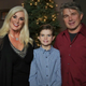 Susan Winters-McIntosh, along with son Riley and husband Jim, like to put the spirit of giving into Christmas.