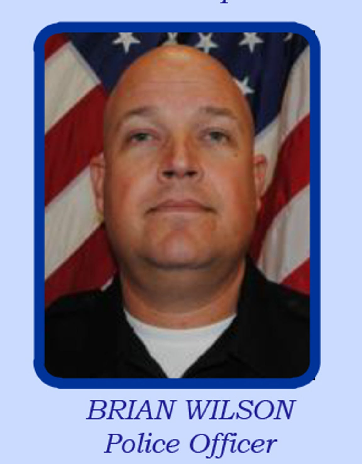Brian Wilson, a police officer in McFarland, was convicted of drunken driving.