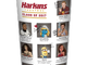 "In 2017, Harkins debuted a yearbook-style collectible cup featuring characters from ""Coco,"" ""Star Wars: The Last Jedi,"" and ""Moana."" Harkins Theatres first introduced its loyalty cup in November 1988."