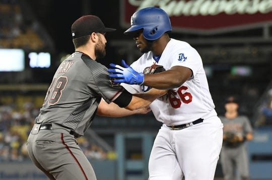 Arizona Diamondbacks MLB free agency predictions include Yasiel Puig, Kole Calhoun