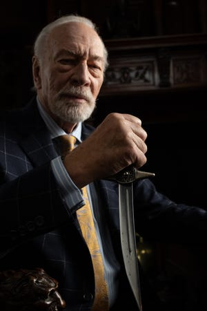 """Christopher Plummer in """"Knives Out."""""""