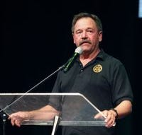Yavapai County Sheriff Scott Mascher.