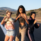 "Kristen Stewart, Ella Balinska and Naomi Scott in ""Charlie's Angels."""