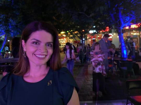 Regina Romero se convirtió en la primera alcaldesa latina en Tucson, Arizona.