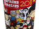 In 2011, Harkins released a cup featuring cartoon versions of beloved characters such as Wolverine, Princess Leia, and Ron Weasley. Harkins Theatres first introduced its loyalty cup in November 1988.