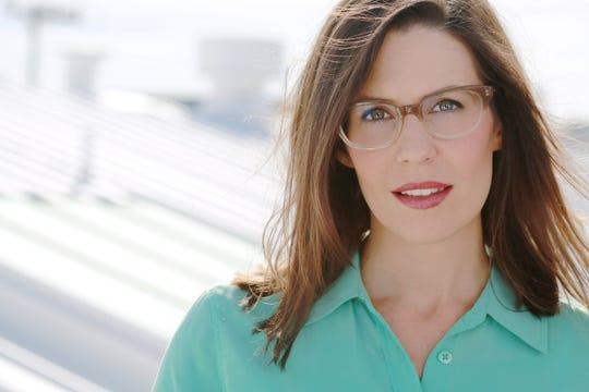 American playwright Lauren Gunderson