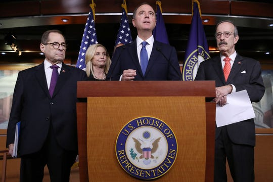 Tres funcionarios del Departamento de Estado declararán el 13 y el 15 de noviembre, anunció el legislador Adam Schiff