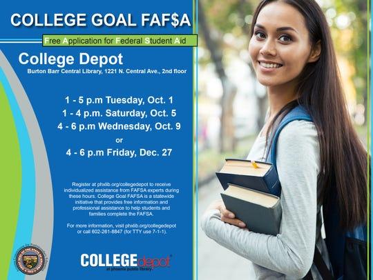Llenar la FAFSA o Solicitud Gratuita de Ayuda Federal para Estudiantes, es un paso crucial para obtener ayuda monetaria y poder estudiar sin obtener préstamos.