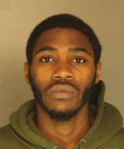 Sharief Dashaun Clayton, arrested for robbery, conspiracy to commit robbery, theft and receiving stolen property.