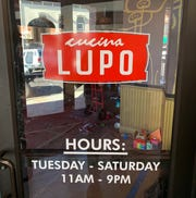 Cucina Lupo, the new restaurant from celebrated Reno chef Mark Estee, is set to open Nov. 8 in Carson City. The restaurant will serve modern Italian food.