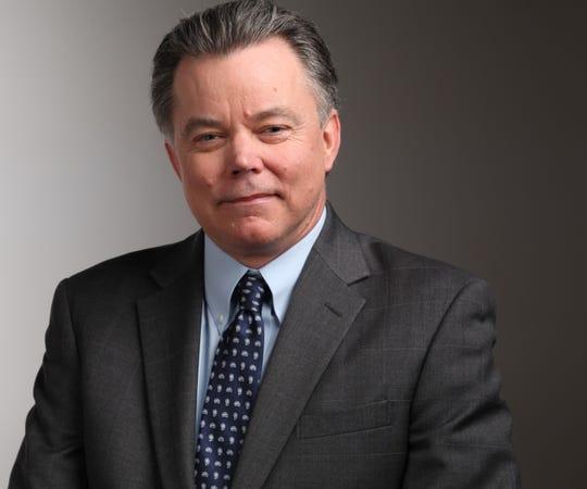 UNR Provost Kevin Carman