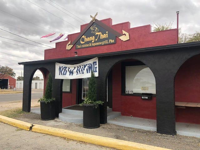 Owner Thanet Intirach opened Chang Thai located at 1527 E. Harris in San Angelo.