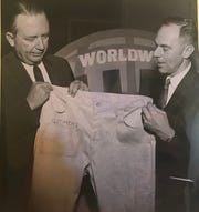 A mere 733 days after the first pair of Levi's were manufactured in San Angelo, the company marked a major milestone on May, 14, 1967 when they reached the 1 million mark.