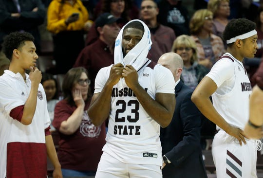Missouri State lost their season opener 67-66 against Little Rock at JQH Arena on Tuesday, Nov. 5, 2019.