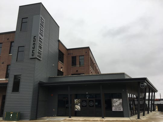 Frank 'n' Steins and the Brewery District Flats at 535 W. Walnut St. is shown on Nov. 6, 2019. The restaurant has moved to 105 Sherman Way in Nixa.