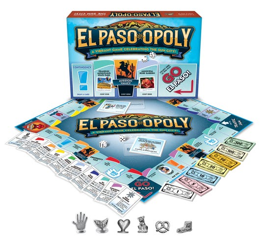 The El Paso-opoly should be fun for the whole family.
