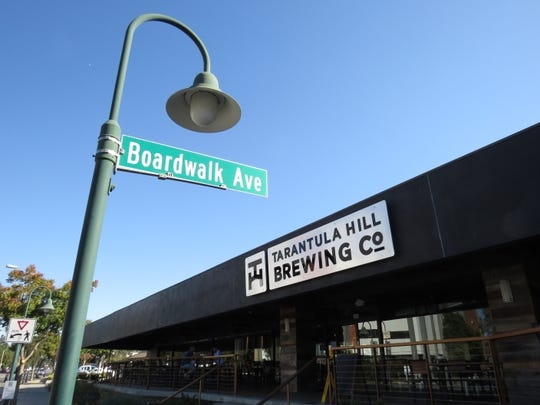 Tarantula Hill Brewing Co. is at 244 E. Thousand Oaks Blvd. in Thousand Oaks.