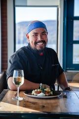 Chef Mike Anastacio of Fin & Brew in Peekskill.