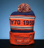 2019 70th Anniversary Volunteer New York!Hat.