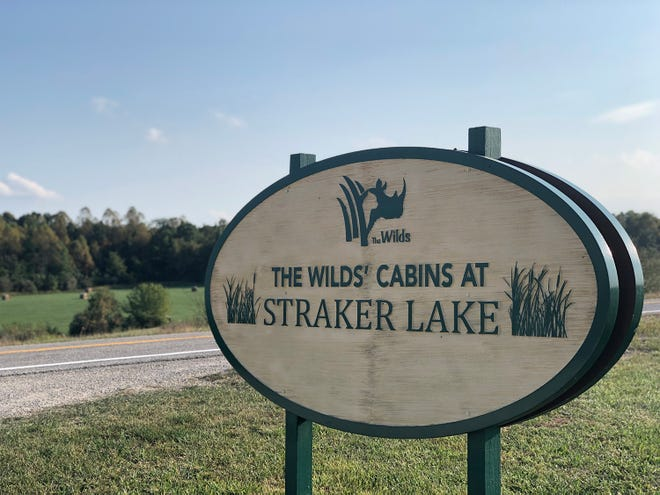 The seven cabins at Straker Lake and a multipurpose lodge overlooking Straker Lake at The Wilds were funded bydonations from Zanesville'sJ.W. and M.H. Straker Charitable Foundation. The Columbus Dispatch recently reported former Zoo CEO Tom Stalf bypassed the bidding process for a $2 million project.
