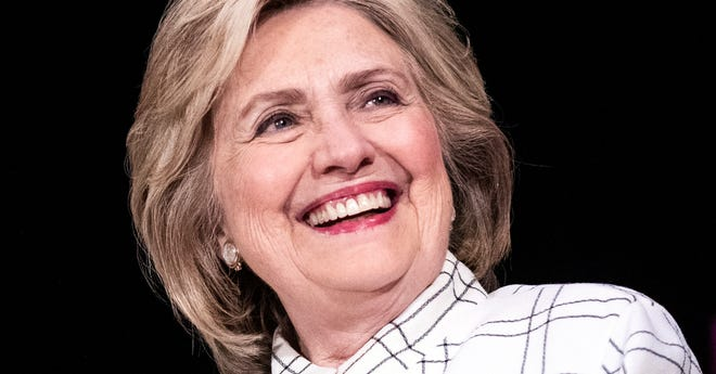 Former Secretary of State and presidential candidate Hillary Clinton