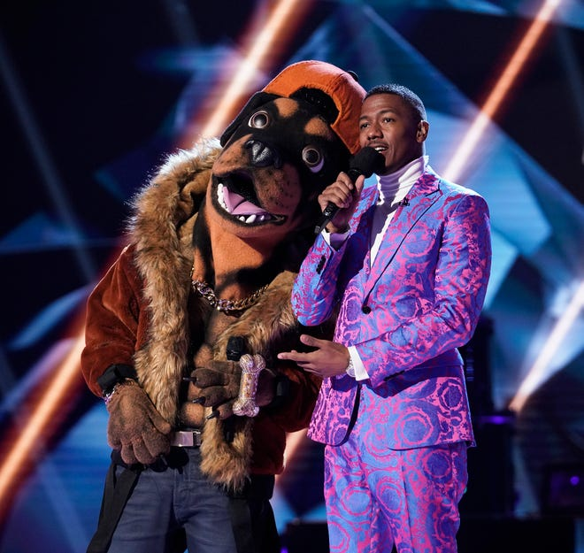 "Nick Cannon, right, now hosts Fox's ""The Masked Singer,"" which launches Season 3 Sunday after the Super Bowl, but the former ""America's Got Talent"" host offered his thoughts on Gabrielle Union's ouster from the NBC talent competitoin and Terry Crews' comments in an interview posted this week."