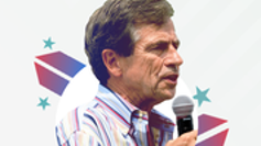 Democratic presidential candidate Joe Sestak.