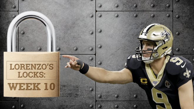 These Teams Are Safe Bets In Week 10 Lorenzo S Locks
