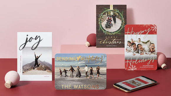 Save on holiday cards and more with these incredible discounts.