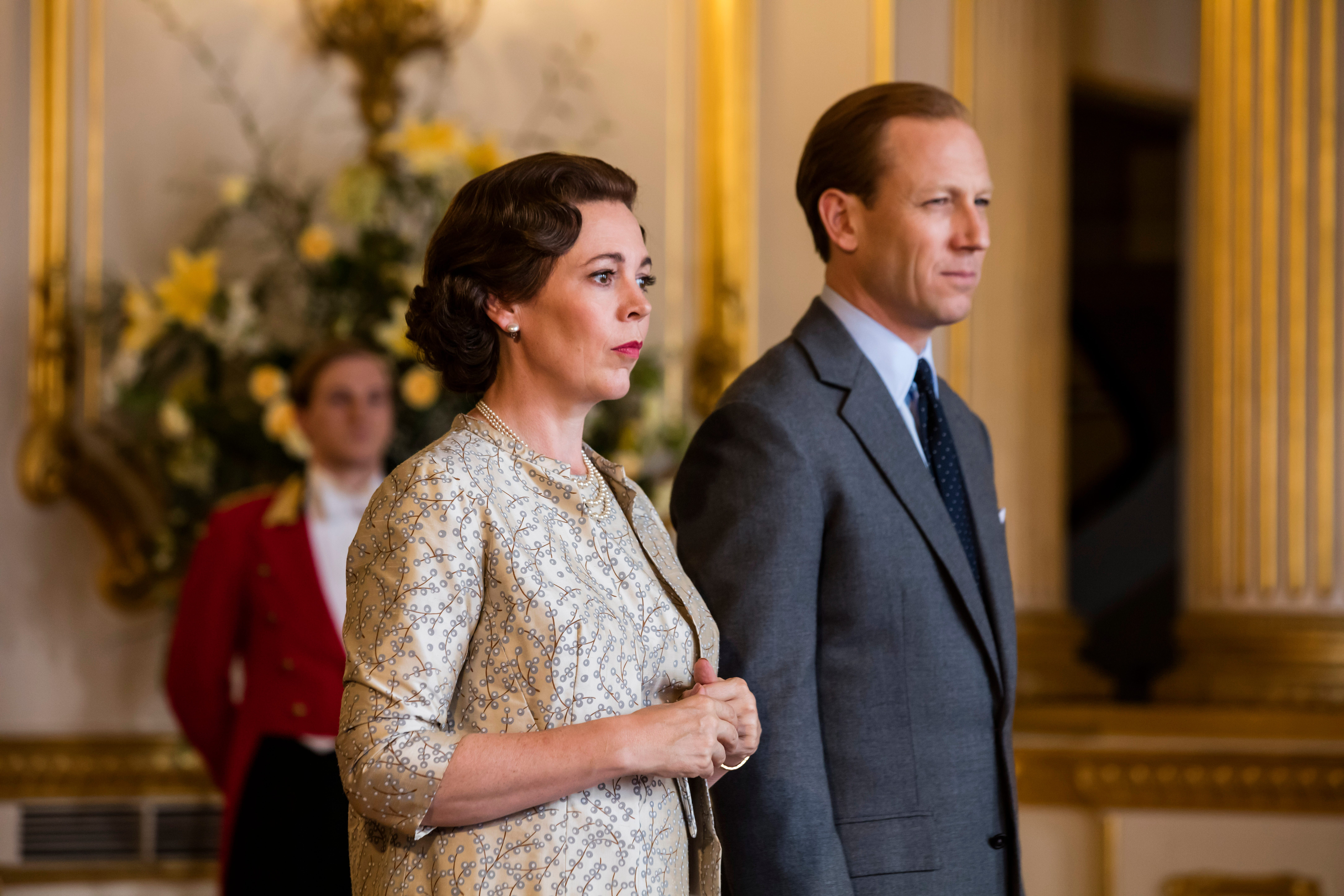 The Crown New Cast On Replacing The Old And Moving Into The 60s