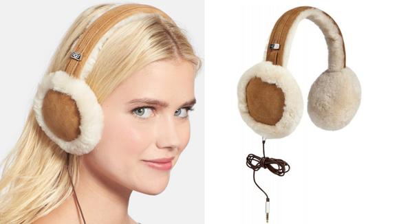 Who knew that UGG made headphones?!