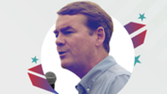 Democratic presidential candidate Michael Bennet.