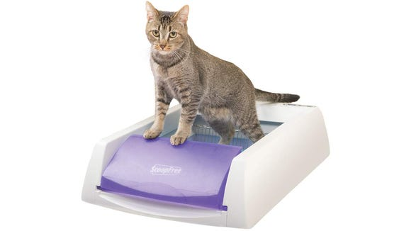 Best gifts for cats 2019: PetSafe ScoopFree Automatic Self-Cleaning Cat Litter Box