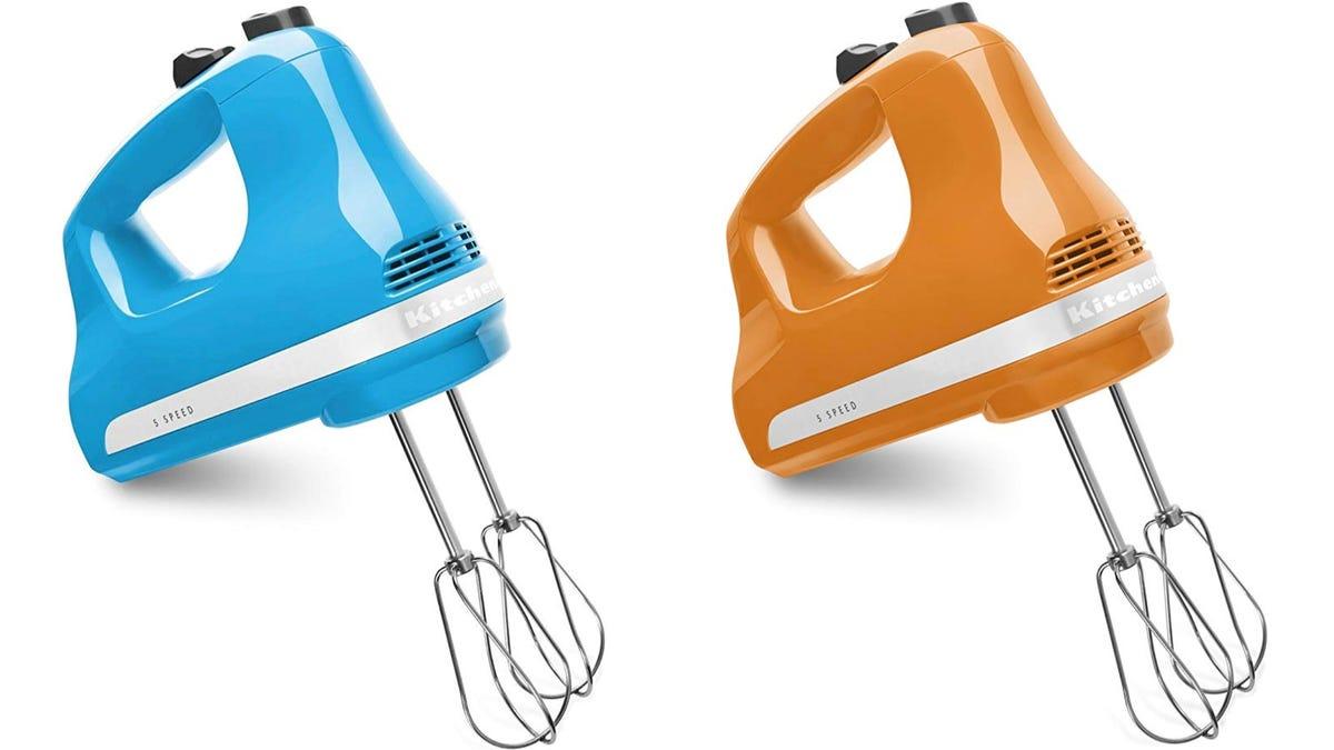 Best Amazon deals: KitchenAid hand mixer, Innogear diffuser ...