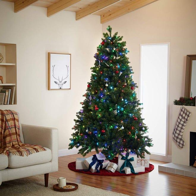 Alexa-compatible Christmas tree