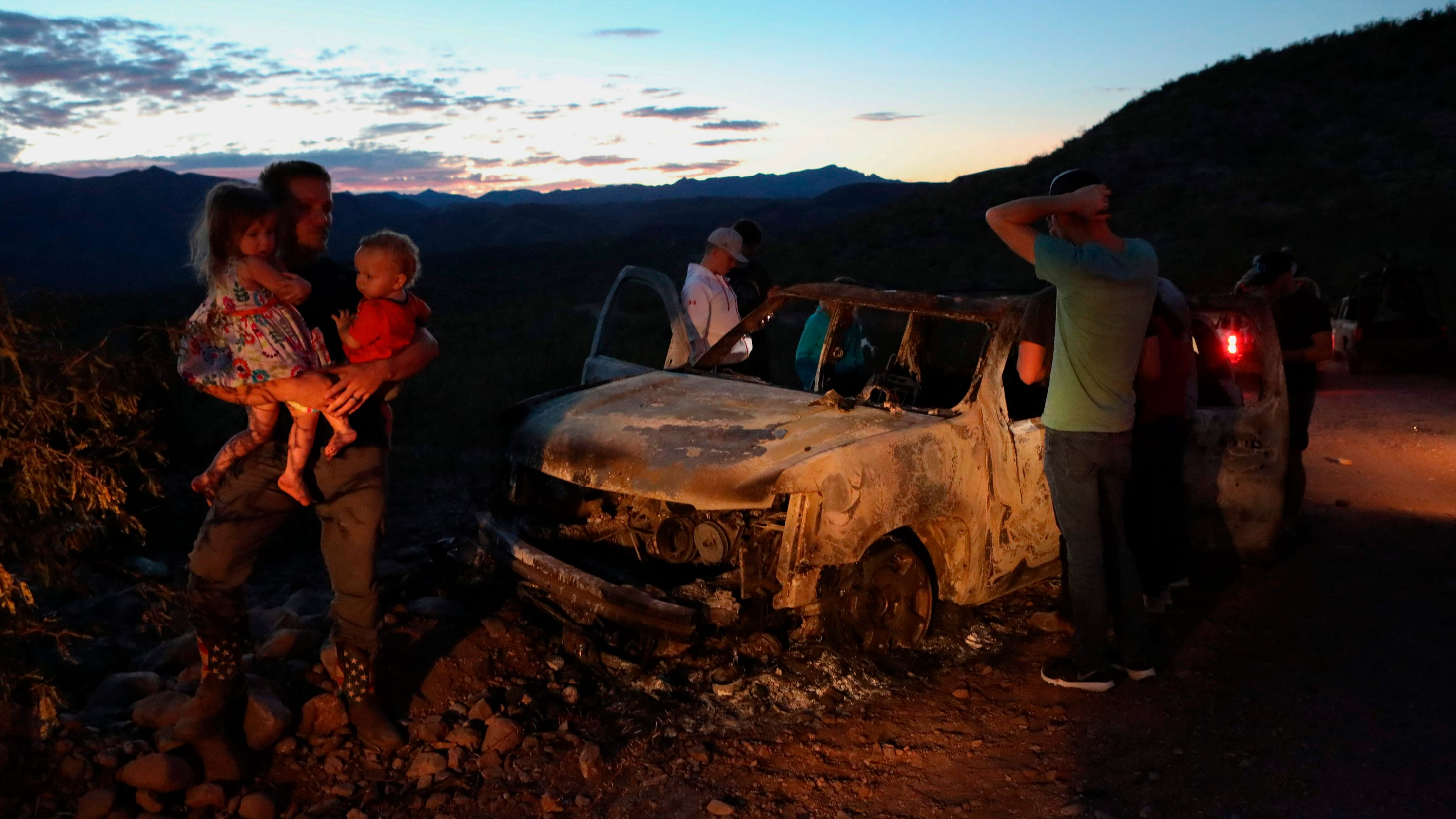 An 'incomprehensible' attack. 9 dead family members. 200 shell casings. What happened on that road in Mexico?