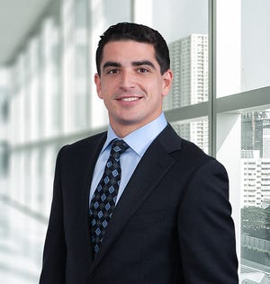 Michael P. Castore joins law firm