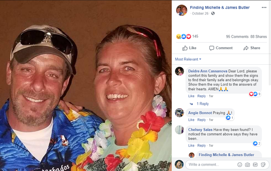 The discovery of the bodies of missing New Hampshire couple James Butler, 48, and Michelle Butler, 45, at a local beach gained national attention and the investigation is ongoing.