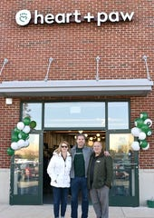 Heart + Paw recently opened in the Marketplace at Garden State Park in Cherry Hill.
