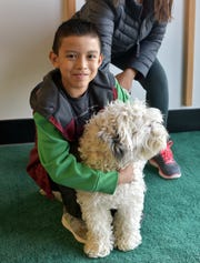 Pet owners brought their buddies to the opening of Heart + Paw in Cherry Hill on Nov. 2.