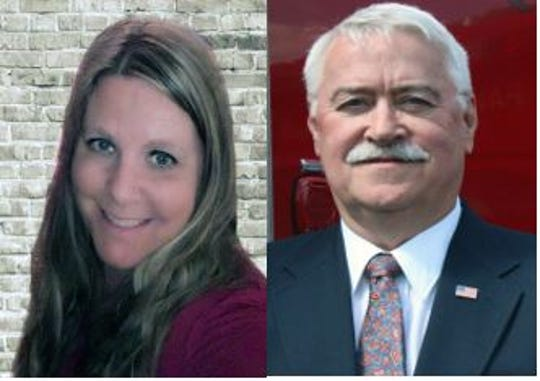Both Trustee Joe McAbee and Fiscal Officer Shelly Schultz won re-election to four-year terms. in Fairfield Township