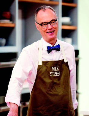 Christopher Kimball, author of Milk Street: The New Rules