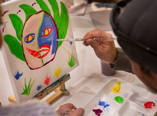 c1591844 4e3f 4a78 98bb 4007ae636343 Vet4jpg - Veterans battling addiction use art for self expression