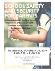 School Safety and Security for Parents