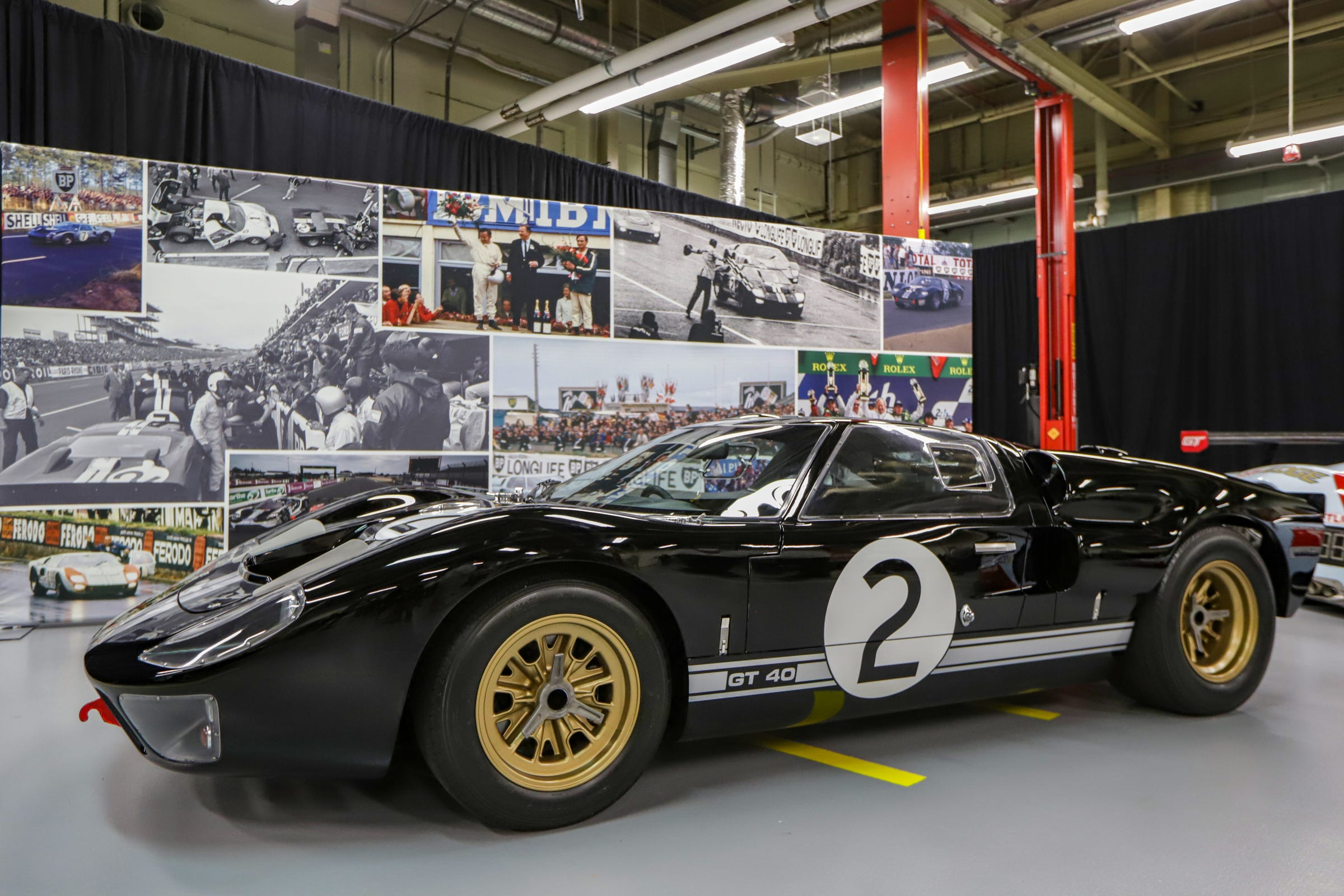 Ford V Ferrari Prompts Ford To Reveal Real Story Of Famed Auto Race