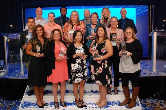 Kirkpatrick's 2019 Spirit Award Winners, Customer Service Superstars