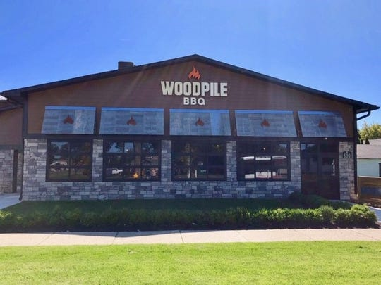 Woodpile BBQ on 11 Mile in Madison Heights.