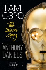 """""""I am C-3PO: The Inside Story"""" by Anthony Daniels"""