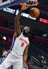 Andre Drummond has a player option for 2020.
