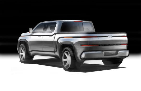 Lordstown Motors Corp. plans to start production of the Endurance pickup truck in late 2020.